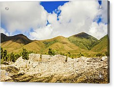 Majestic Rugged Australia Landscape  Acrylic Print by Jorgo Photography - Wall Art Gallery