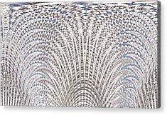 Majesty Acrylic Print by Ann Johndro-Collins