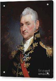 Major General Henry Dearborn Acrylic Print