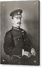 Major-general R A P Clements, Commander Acrylic Print by Vintage Design Pics