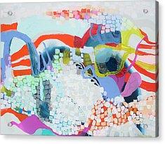 Make Some Noise Acrylic Print