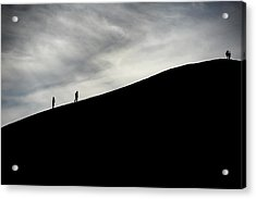 Make The Climb Acrylic Print