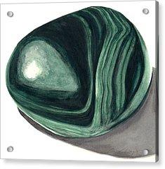 Malachite2 Acrylic Print