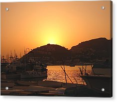 Acrylic Print featuring the photograph Mallorca 1 by Ana Maria Edulescu