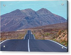 Malpais Grande - Fuerteventura Acrylic Print by Joana Kruse