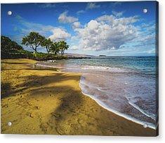Maluaka Beach Acrylic Print