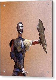 Man Of La Mancha Acrylic Print