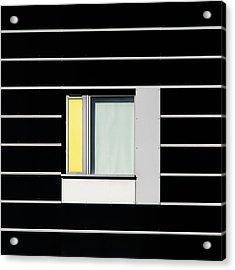 Manchester Windows 1 Acrylic Print