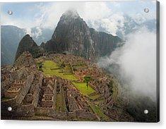 Manchu Picchu Acrylic Print