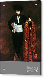 Manet: Young Man, 1863 Acrylic Print by Granger