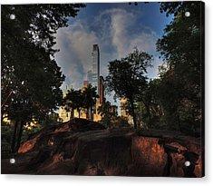 Manhattan - Central Park 002 Acrylic Print