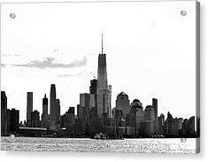 Manhattan Skyline No. 17-2 Acrylic Print