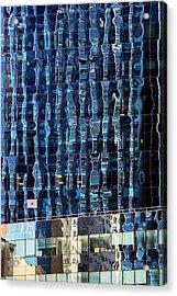 Manhattan Windows Acrylic Print