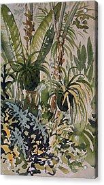 Manito Greenhouse Acrylic Print