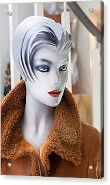 Mannequin 74a Acrylic Print