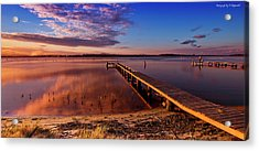 Manning Point 666 Acrylic Print