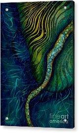 Manta Acrylic Print