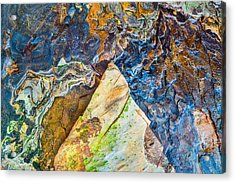 Maps Of Other Planets 4 Acrylic Print