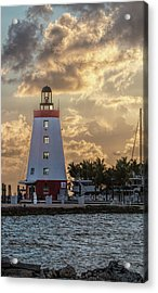 Marathon Light House Acrylic Print