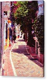 Marbella, Andalusia - 04 Acrylic Print by Andrea Mazzocchetti