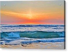 March Sunrise 3/6/17 Acrylic Print
