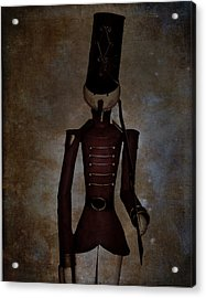 Marching Soldier Acrylic Print