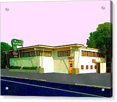 Marconi's Restaurant Acrylic Print