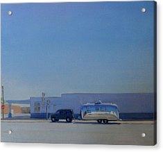 Marfa Texas Acrylic Print