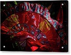 Mariachi Dancer 1 Acrylic Print by Swift Family