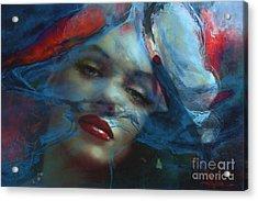 Marilyn 128 A 4 Acrylic Print