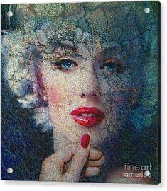 Marilyn Monroe 132 A Acrylic Print