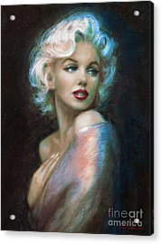 Marilyn Romantic Ww 6 A Acrylic Print