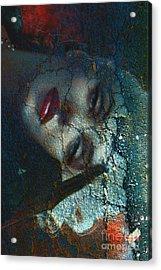 Marilyn Str.3 Acrylic Print