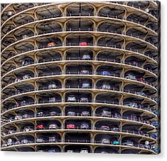 Marina City Chicago Acrylic Print
