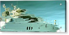 Marina Series Ghostship Acrylic Print