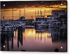 The Floating Sky Acrylic Print