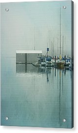 One Still And Quiet Morning Acrylic Print