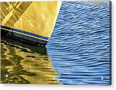 Maritime Reflections Acrylic Print