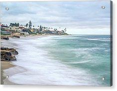 Marine Street Acrylic Print