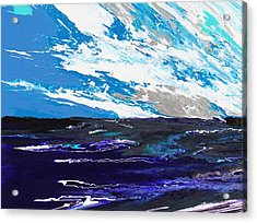 Mariner Acrylic Print by Ralph White