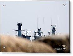 Marines Acrylic Print by Toon De Zwart