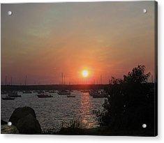 Marion Massachusetts Bay Acrylic Print