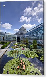 Marjorie Mcneely Conservatory At Como Park And Zoo Acrylic Print