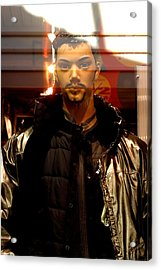 Mark Beltran Acrylic Print by Jez C Self