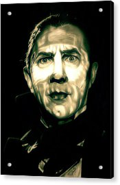 Mark Of The Vampire Acrylic Print by Fred Larucci
