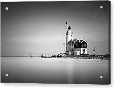 Marken Lighthouse Acrylic Print