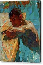 Marko Acrylic Print