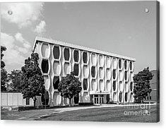 Marquette University Lalumiere Hall Acrylic Print