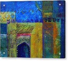 Marrakech Acrylic Print