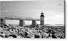 Acrylic Print featuring the photograph Marshall by Corinne Rhode